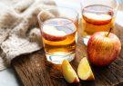 مصرف صبحگاهی سرکه سیب بر کاهش وزن مؤثر است