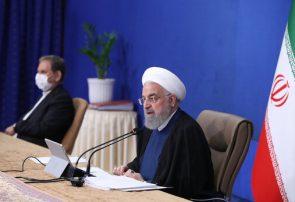 روحانی: کاندیداها انگار از کره مریخ آمدهاند /با شعور مردم بازی نکنید
