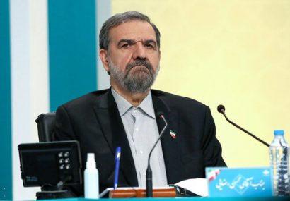 تشکر محسن رضایی از محمود احمدی نژاد /یارانه ۴۵۰ هزار تومانی را به ۶۰ میلیون ایرانی می دهم
