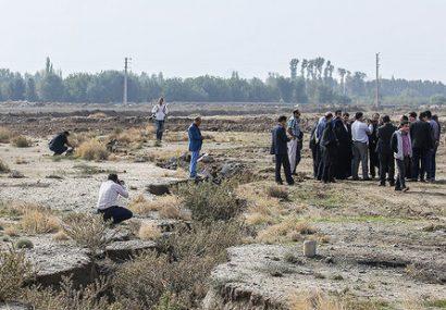 زمین ایران سرطانی شده!