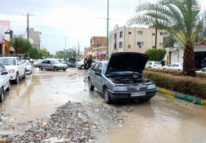 مدیریت بحران گیلان نسبت به بارندگیهای آخر هفته هشدار داد