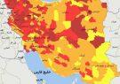آخرین رنگبندی کرونایی استانها/ ۱۶۸ شهر در وضعیت قرمز