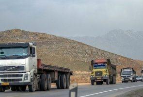 تردد کامیونهای ایرانی در مرزهای افغانستان/ امنیت خط قرمز ماست