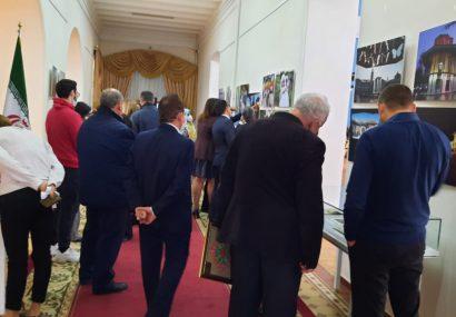 نمایشگاه عکس گیلان سرزمین دوستی در استراخان روسیه به کار خود پایان داد